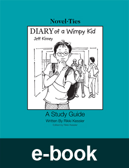 Diary of a Wimpy Kid (Novel-Tie eBook) EB3824