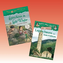 Leprechauns in Late Winter/Leprechauns and Irish Folklore FNMPU