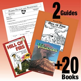 Hill of Fire/Volcanoes - Group Set FNP3BG