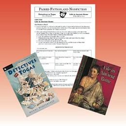 Detectives in Togas/Life in Ancient Rome - Pair FNP4A