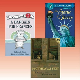 Fountas & Pinnell Leveled Literature Library Grade 2 Set 1 FPL2