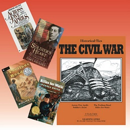 Civil War Historical Ties Package HT3P