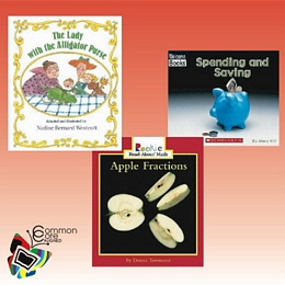 Common Core Informational Text & Fiction Library - Level F LLCCF