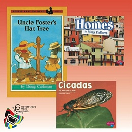 Common Core Informational Text & Fiction Library - Level G LLCCG