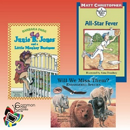 Common Core Informational Text & Fiction Library - Level M LLCCM