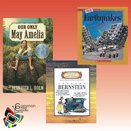 Common Core Informational Text & Fiction Library - Level R LLCCR