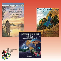 Common Core Informational Text & Fiction Library - Level U LLCCU