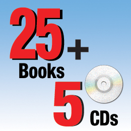 Audio Library Grades 9-12 Set 2 AL8A
