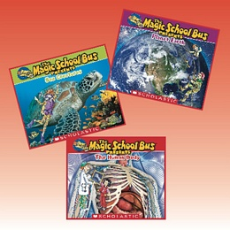 Magic School Bus Presents Series - Collection MSBP