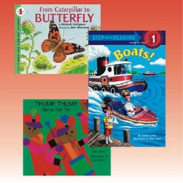 Non-Fiction Library Grade 1 Set 2 NFL1A