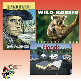 Non-Fiction Set Grade 3 (CC Informational Texts) NFS3