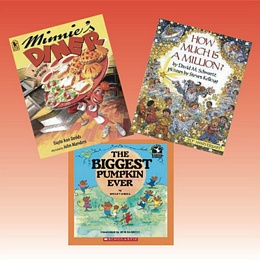 Reading Books For Math Set 2 (K-3) PRM2X