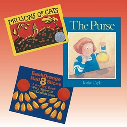 Reading Books for Math Set 1 (K-3) PRMX