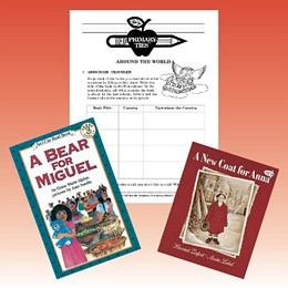 Around the World Primary-Ties Package Set 2 PTAW2