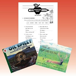 Ecology Primary-Ties Package Set 2 PTEY2