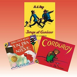 Spanish Picture Books - Set 2 SP2