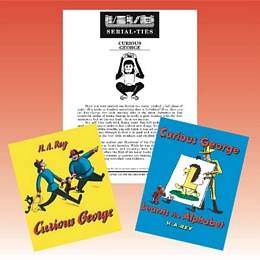 Curious George (Serial-Ties Set) STCG