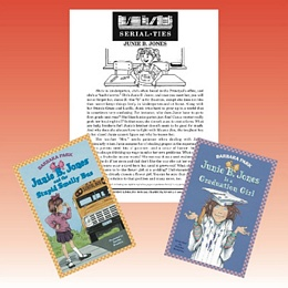 Junie B. Jones (Serial-Ties Set) STJBJ