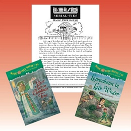 Magic Tree House (Serial-Ties Set) STMT1
