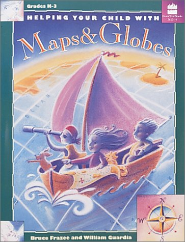 Helping Your Child With Maps & Globes Novel Tie TR66
