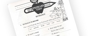 Primary-Ties Student Booklets